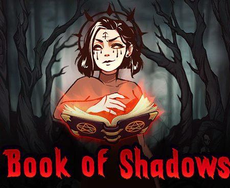 En heldig spiller vinder over 1 million euro på Book of Shadows!