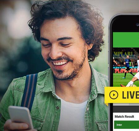 Se verdensklasse fodbold på mobilen til ingen penge